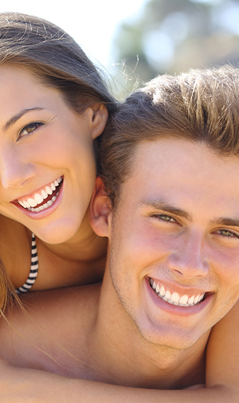 Frenchs Forest Dental Image of Smiley Couple