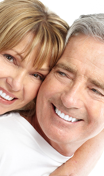 Couple Smiley - Image at Frenchs Forest Dental