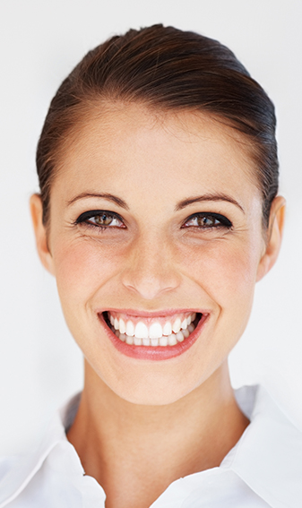 Women with smile 1 - Image at Frenchs Forest Dental
