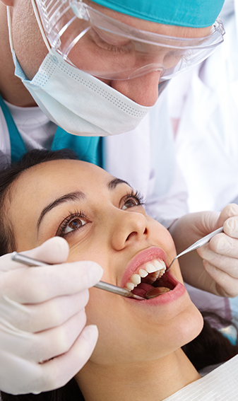 Frenchs Forest Dental Web Image on Dental Treatment